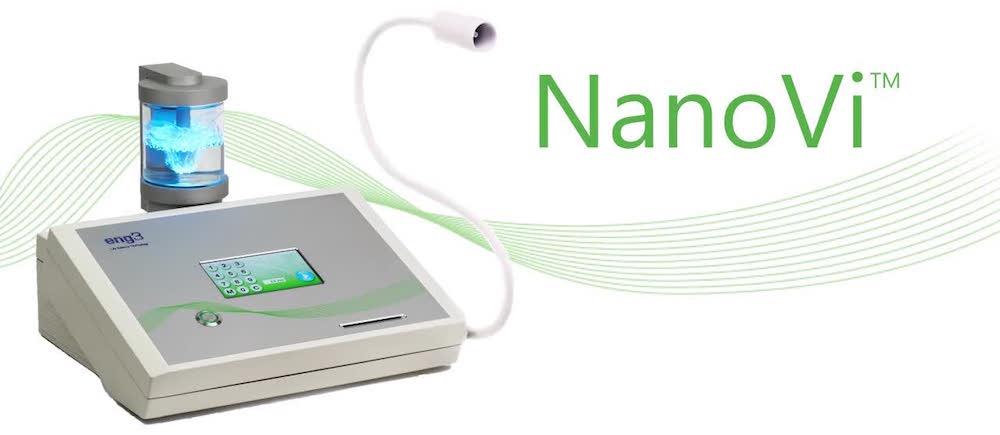NanoV machine