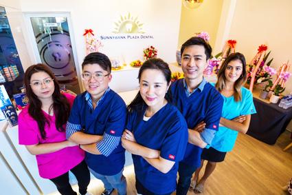 The team at Sunnybank Plaza Dental