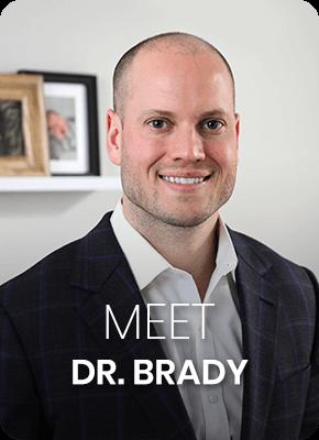 Meet Dr. Brady