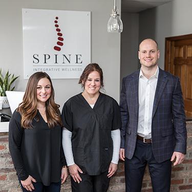 Spine Integrative Wellness Staff