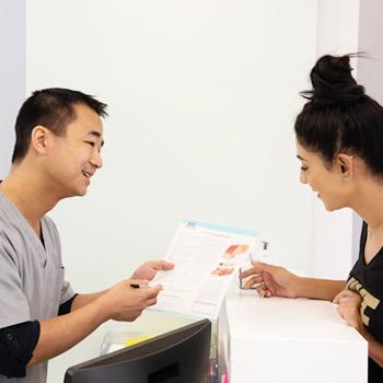 Patient consultation visit