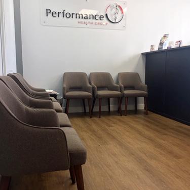 Sukh Mann BSc, RMT, DC Waiting Room