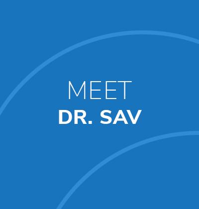 meet dr sav