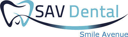 SAV Dental logo - Home