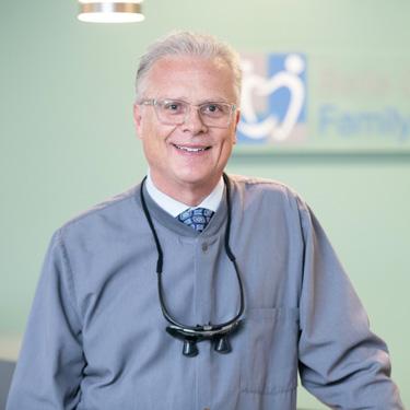 Dentist Racine, Dr. Robert Bissegger