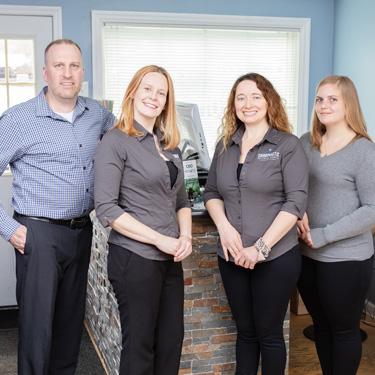 Perkins Chiropractic & Wellness Center team