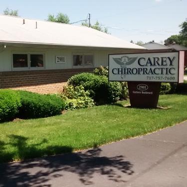 Carey Chiropractic exterior