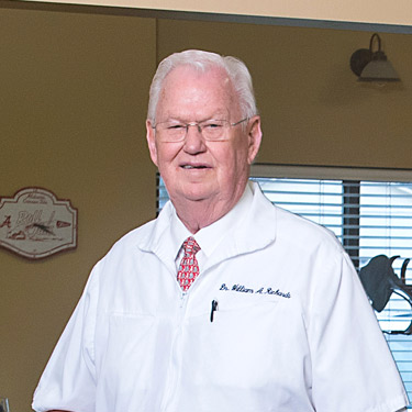 Chiropractor Huntsville, Dr. Bill Richards