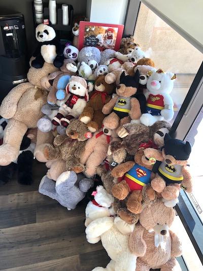 Last year's bears