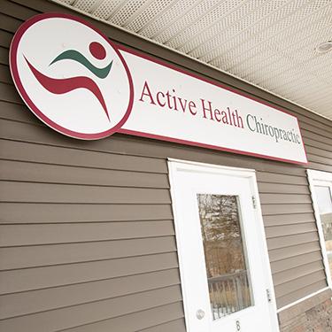 Active Health Chiropractic exterior