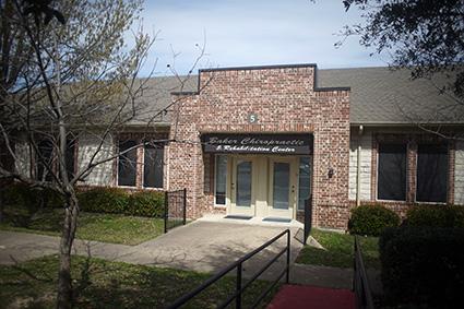 Exterior of Baker Chiropractic Centers