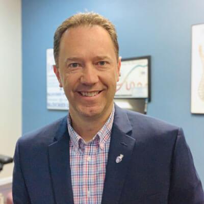 Chiropractor Hixson, Dr. Terry Loher