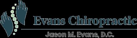 Evans Chiropractic logo - Home
