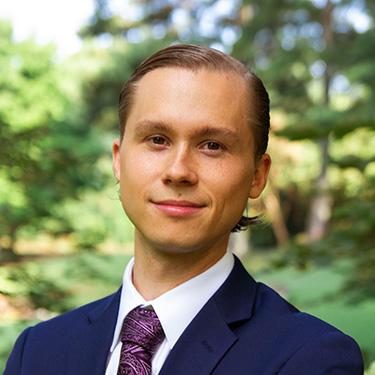 Chiropractor Hudson, Dr. Tyler Steward