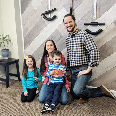 Portland Chiropractors with pediatric patients