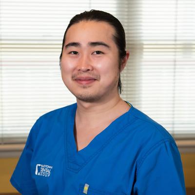 Dr Xiao Jin, Dentist
