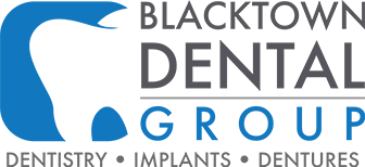 Blacktown Dental Group logo - Home