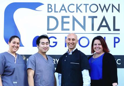 The team at Blacktown Dental Group