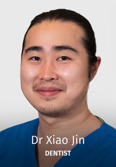 Dr Xiao Jin