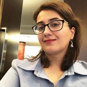 Dr Najebeh Jangavar (Dentist)