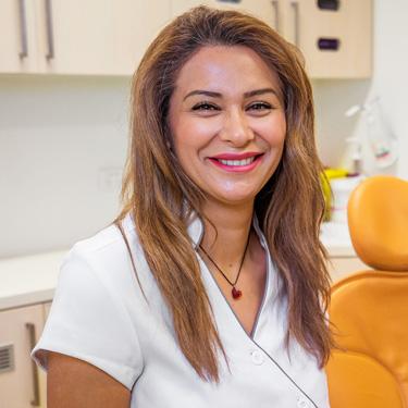 Dr Nazila Nosratieh (Dentist)
