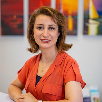 Dr Samira Bakhshizadeh
