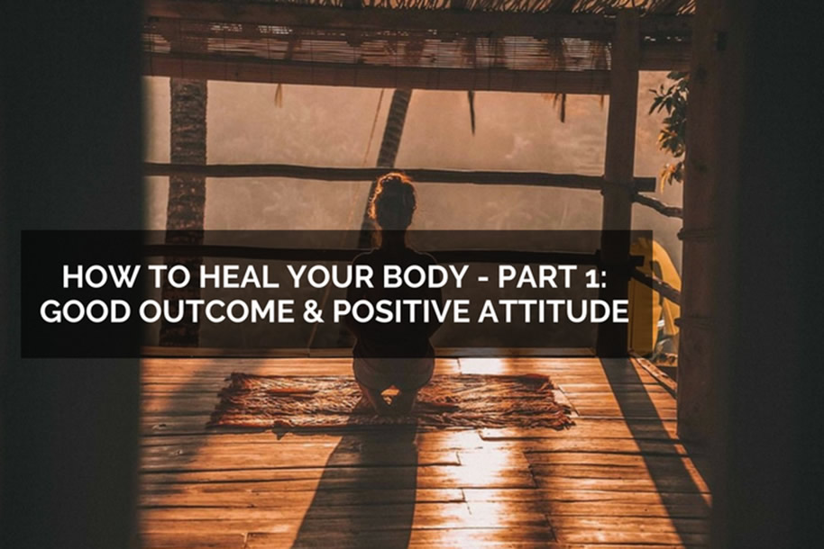 Title Banner How to heal Your Body