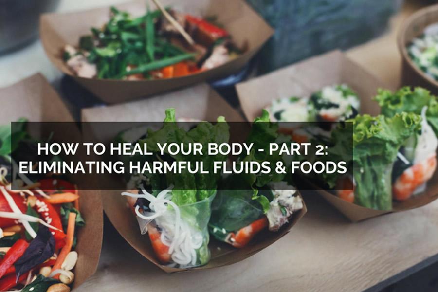 eliminating harmful fluids
