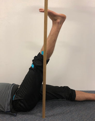 Active straight leg raise
