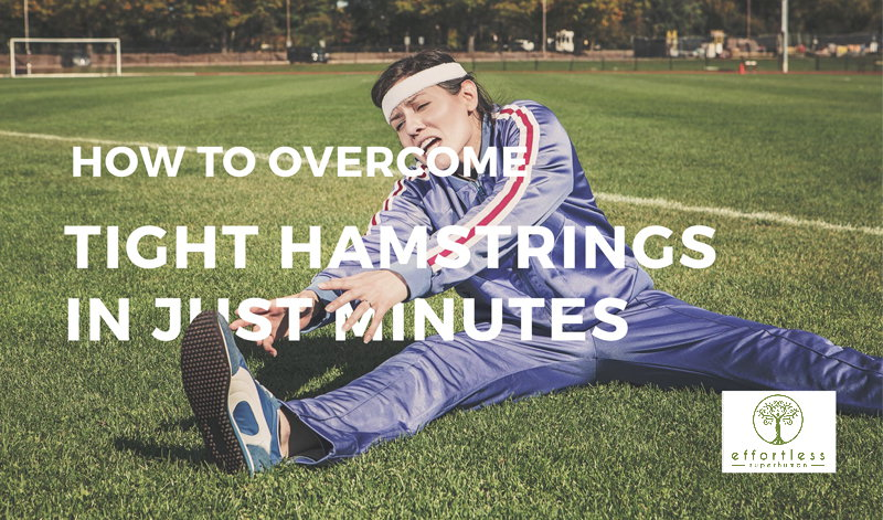 Article 4- How to overcome hamstrings