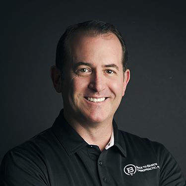 Chiropractor Bend, Dr. Brian Rueben