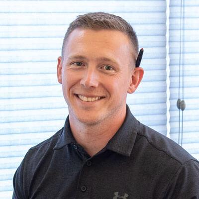Dr. Cole DeWitt, Coralville Chiropractor