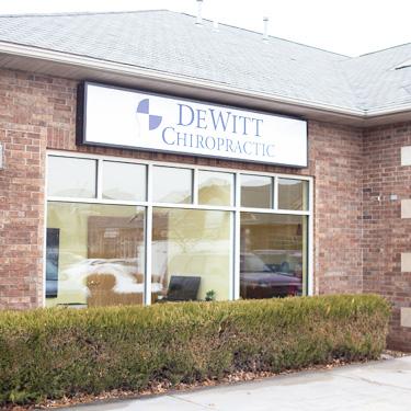 DeWitt Chiropractic Exterior
