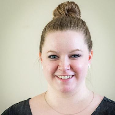 Massage therapist Saskatoon, Megan Jaeb