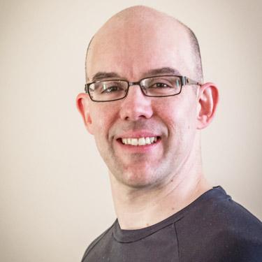 Massage therapist Saskatoon, Robert Kilmer