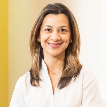 Dr Radhika Bhatla, Dentist