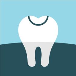 Illustration of dental inlay
