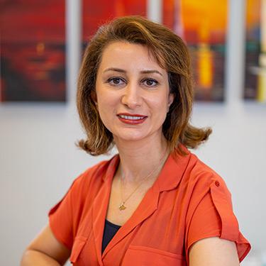 Dr Samira Bakhshizadeh, Dentist