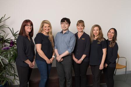The team at Mend Dental