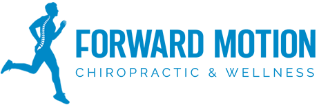 Forward Motion Chiropractic and Wellness logo - Home
