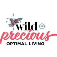 wild & precious optimal living logo