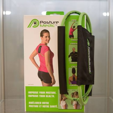 Posture strap product