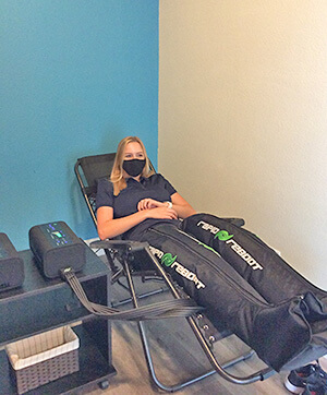 Shannon Compression therapy