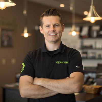 Chiropractor West Omaha, Dr. Ben Tapper