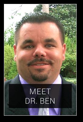 Meet Dr. Ben