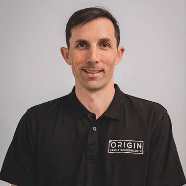 Dr Ryan, chiropractor