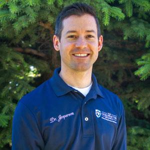 Chiropractor Eagle, Dr. Justin Jesperson