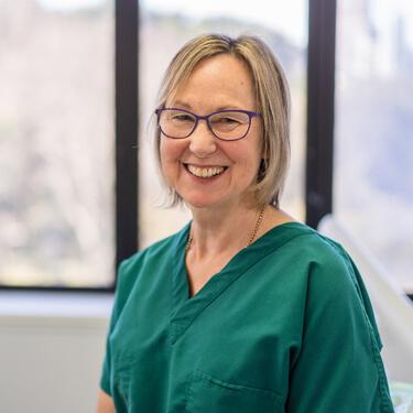 Dr Angela Kemm, Dentist