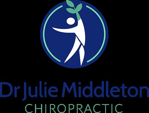 Dr Julie Middleton Chiropractic logo - Home
