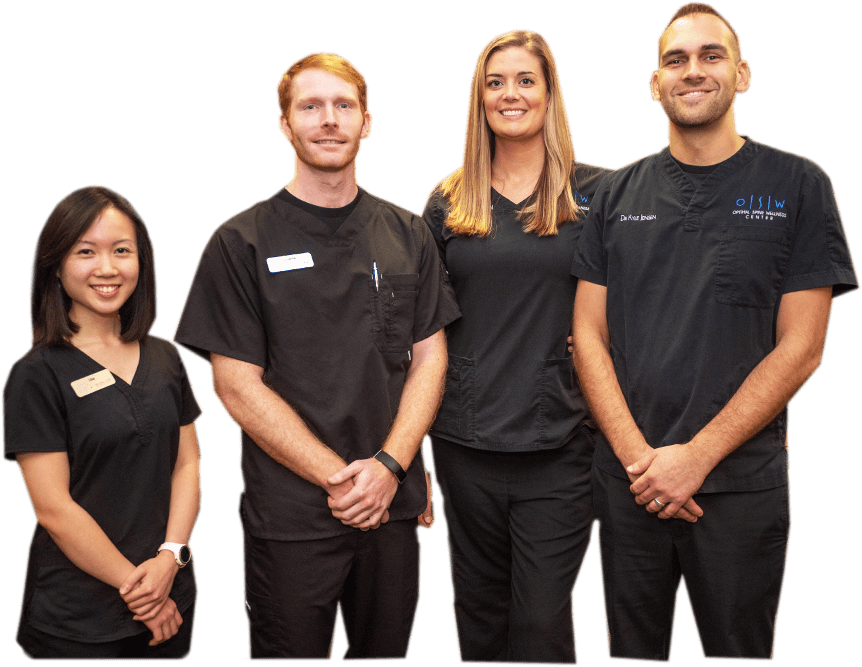 Optimal Spine Wellness Center Team